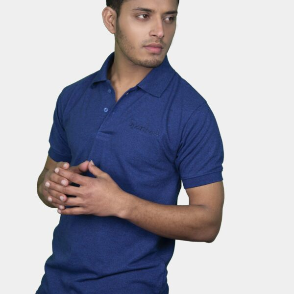 Polo T-Shirt- Royal Blue