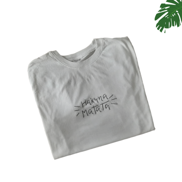 Hand Embroidery T-Shirts