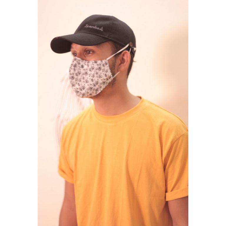 Sparsha Black Capmask(2)